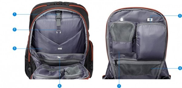 ASUS ROG Nomad v2 Backpack - BenStore PC 8bf9191aa7
