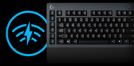 Logitech G613 Wireless Mechanical Gaming Keyboard - BenStore PC